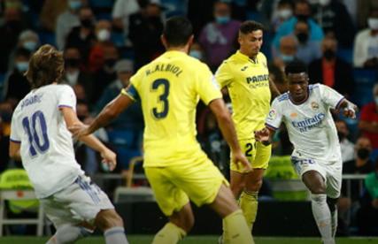 Real Madrid opened the home of hostile Villarreal 0-0