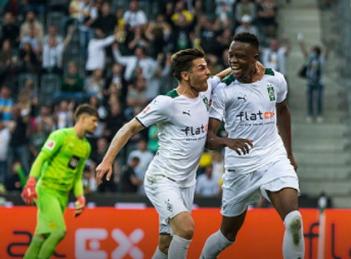 Borussia Monchengladbach 1-0 Borussia Dortmund